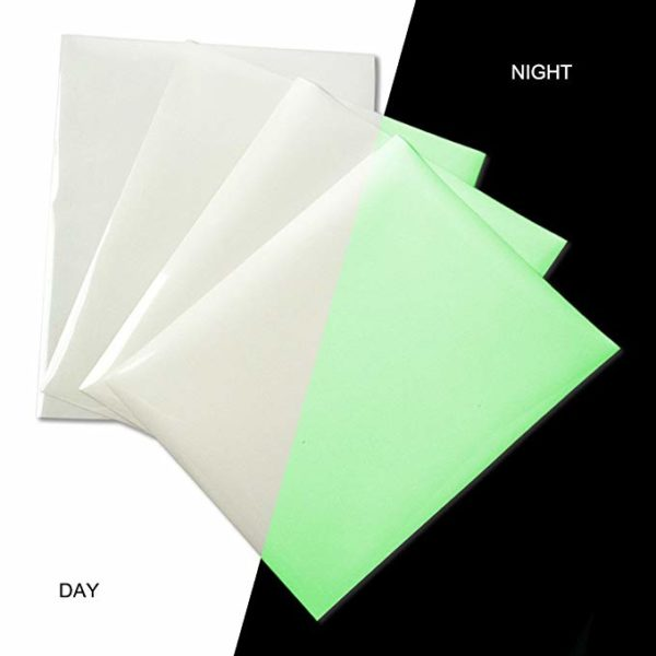 glow in the dark sheets
