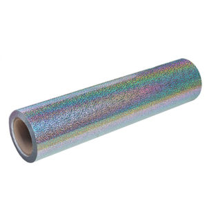 SILVER HOLOGRAPHIC HTV