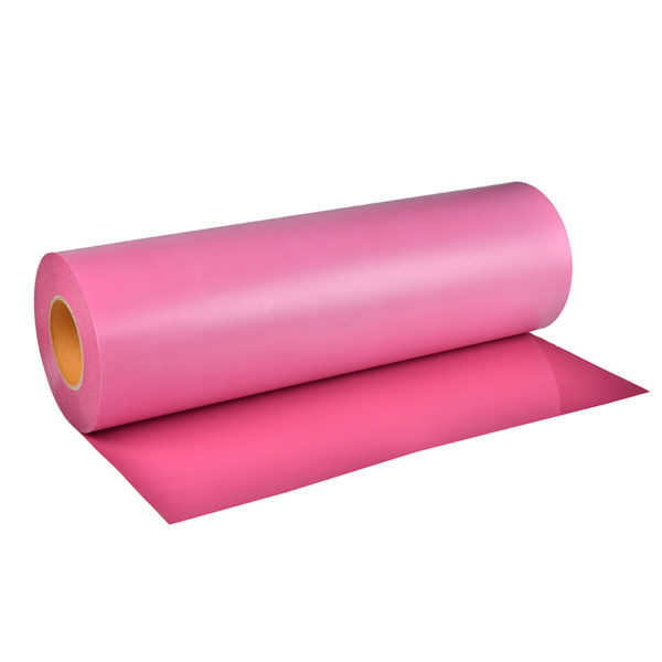 Pink Flock Heat Transfer Vinyl